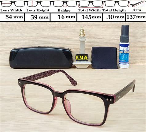 Kacamata Minus Antiradi Model Korea jual kacamata minus frame minus kacamata korea frame kacamata classic aershop