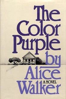 the color purple book characters the color purple