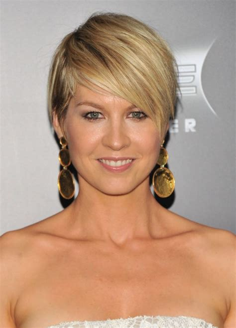side swoop hairstyles short hair bob with razor cut layers and bangs swept to