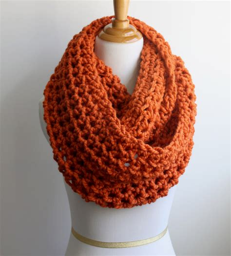 chunky wool blend infinity scarf s accessories