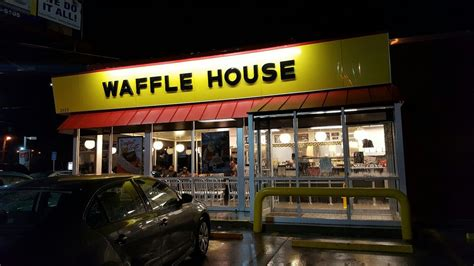 Waffle House Montgomery Al 2615 Zelda Rd Reviews Diners Yelp