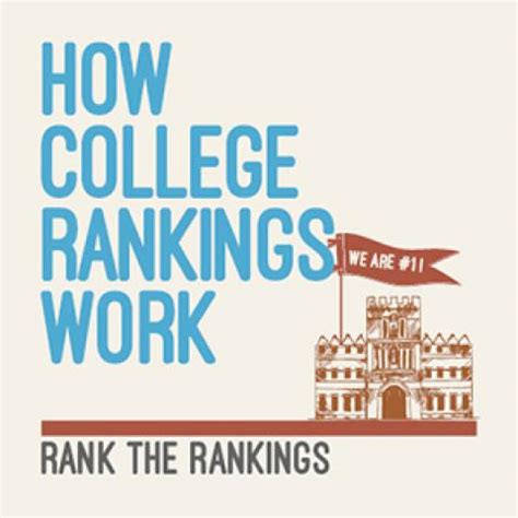 Us News And World Report College Rankings 2014 Mba by Ranking Colleges The Scoop Us News