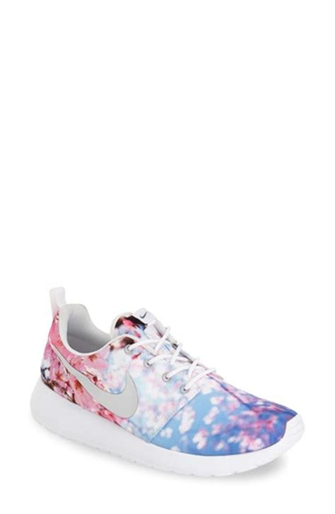 nike floral sneaker floral walking shoes nike cherry blossom sneakers