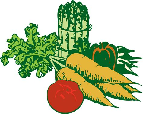 vegetable clip clipart vegetables