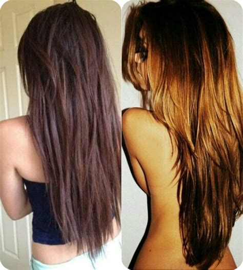 layered hair extensions pictures popular hairstyles trends 2013 2014 for thin hair with