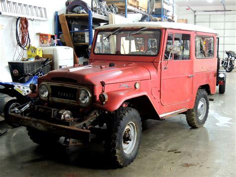 Find Toyota 1968 Fj40 Toyota Land Cruiser 4 215 4 Barn Find A Land