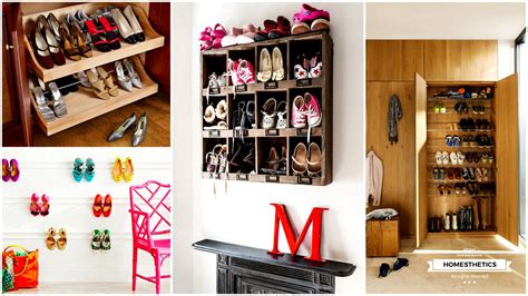 diy home storage projects 18 smart exles of shoe storage diy projects for your home