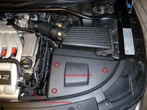 Golf Automatik S Stellung by Ansauganlage 3 2er Unterdruck Stellelement Saugrohr