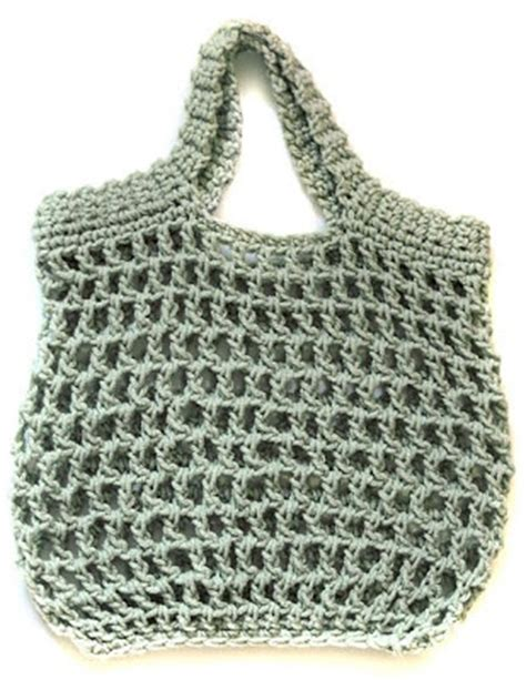crochet pattern shopping tote the adventures of cassie free reusable crocheted grocery