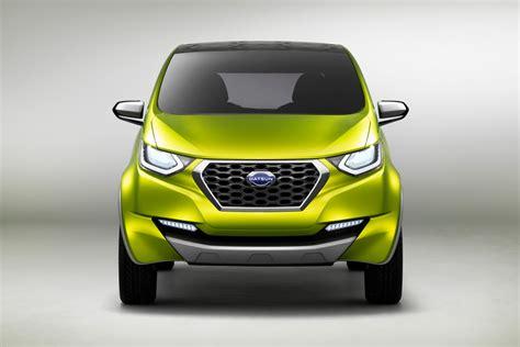 New Datsun Go Ready Stock new datsun redi go concept hints at small cuv for india