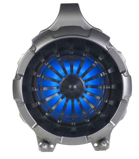 Powerbank Visio 12 000 Mah 2 1 akku soundblaster bluetooth fm sd usb 50 watt 4