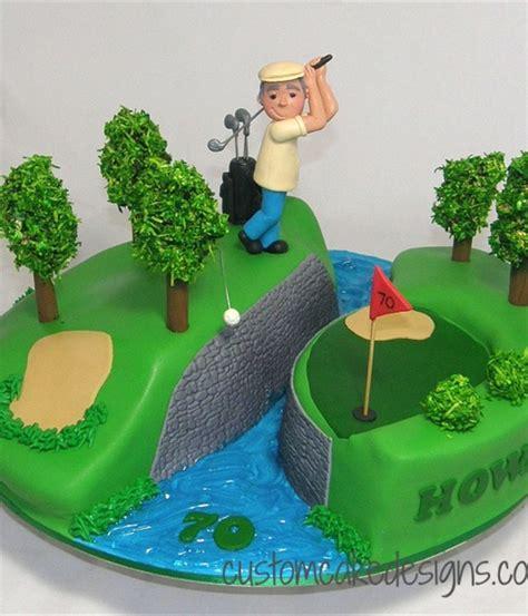 Top Golf Cakes   CakeCentral.com