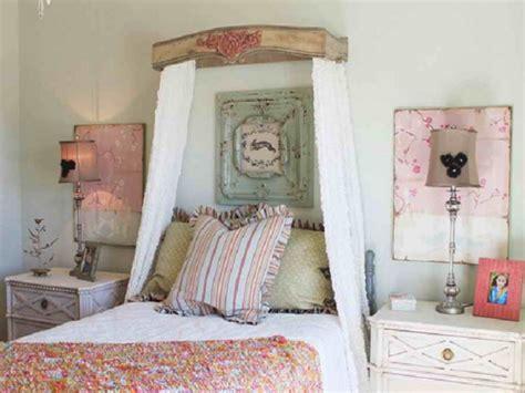 interior kamar tidur vintage menata area istirahat