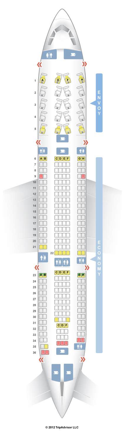 seating guru seatguru seat map us airways airbus a330 200 us airways