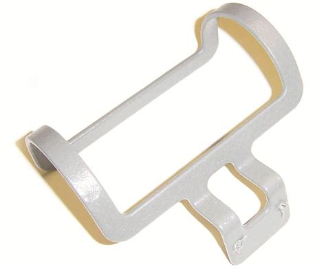 bed rail hooks m3549a wide bed rail hook metal