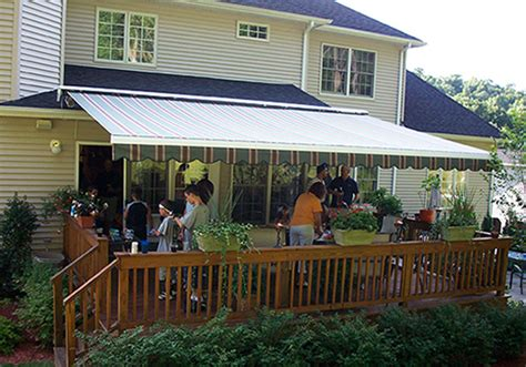 Retractable Awnings For Decks by Portland Residential Retractable Canopies