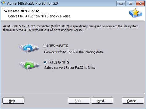 fat32 format not available windows 7 solved conversion from fat32 to ntfs volume is not
