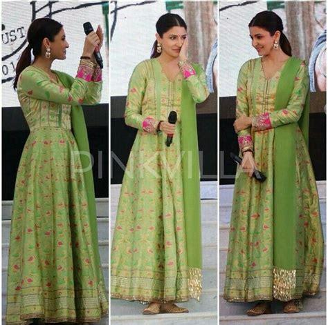 Sharma Dress anushka sharma for jhms traditionals how