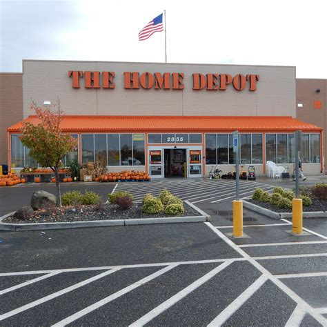 the home depot richland wa company profile