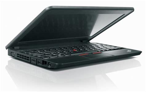 Laptop Lenovo X131e lenovo thinkpad x131e laptop aims at students slashgear