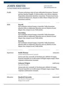 Copy Paste Resume Templates by Free Resume Template Copy And Paste Free Resume Templates