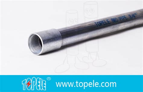 emt electrical metal tubing conduit galvanized steel china galvanized steel rigid conduit imc conduit and