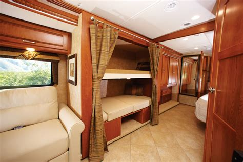 rv with bunk beds rv motorhome with bunk beds excellent gray rv motorhome with bunk beds photos