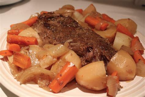 beef pot roast recipes dishmaps