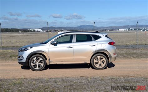 2015 Hyundai Tucson Review Australian Launch Video