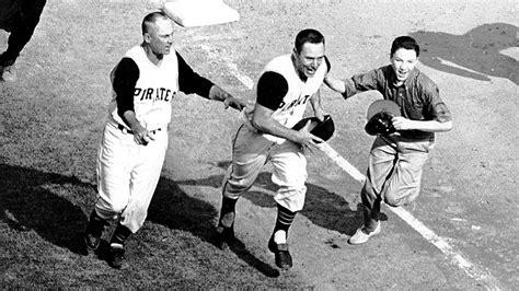 1 bill mazeroski 1960 greatest home runs of all