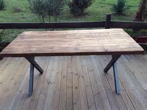 meuble tv alu brosse 6 table 224 bois massif