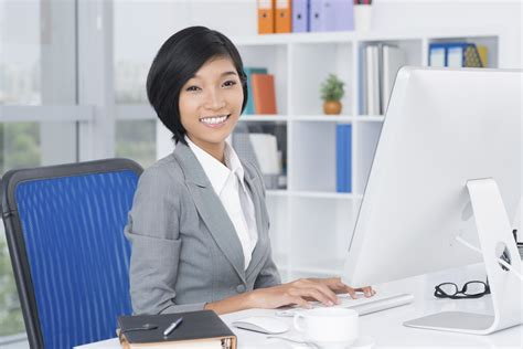 working as an administrative assistant an excellent
