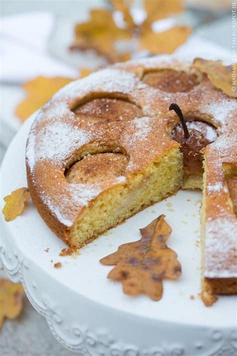 herbstlicher kuchen herbstlicher birnen rosmarin kuchen handmade kultur