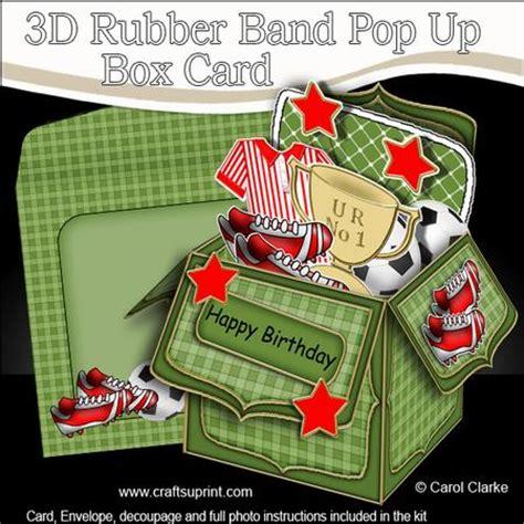 basketball pop up card template 3d football rubber band pop up box card cup553367 359
