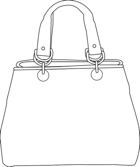 Tas Lancaster Icon Tote Large Bag Black Origi Limited clip black and white handbag clipart clipart suggest