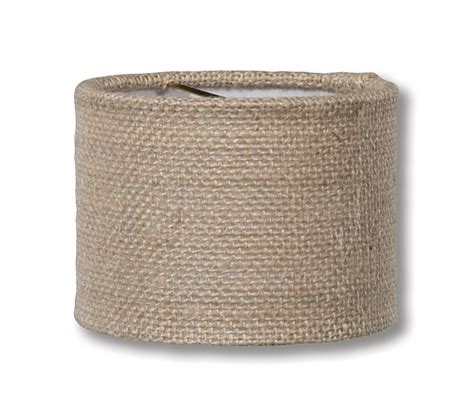 small drum l shade almond burlap chandelier mini drum hardback shade 00721d