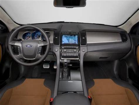 2011 ford taurus sho interior onsurga