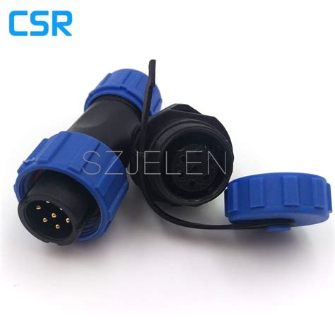 aliexpress buy sp1310 7 pin waterproof connection