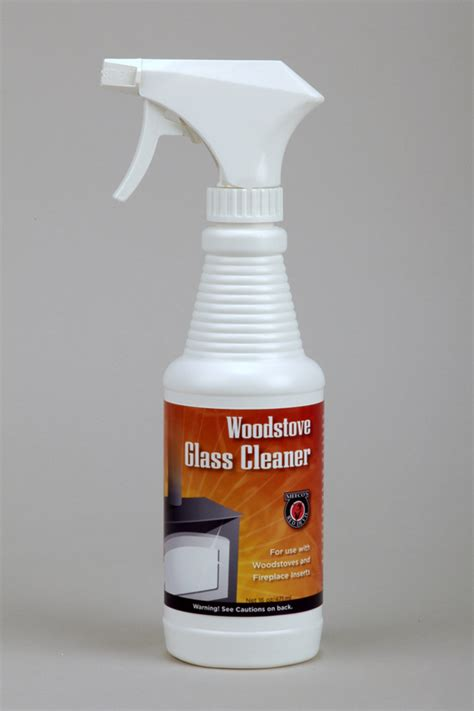 wood stove glass cleaner wood stove insert glass cleaner