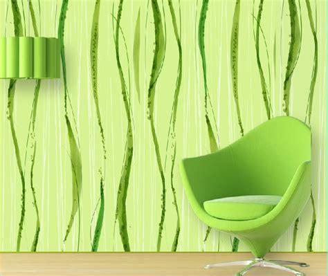 Dlite Green Molly wallpaper pattern light green