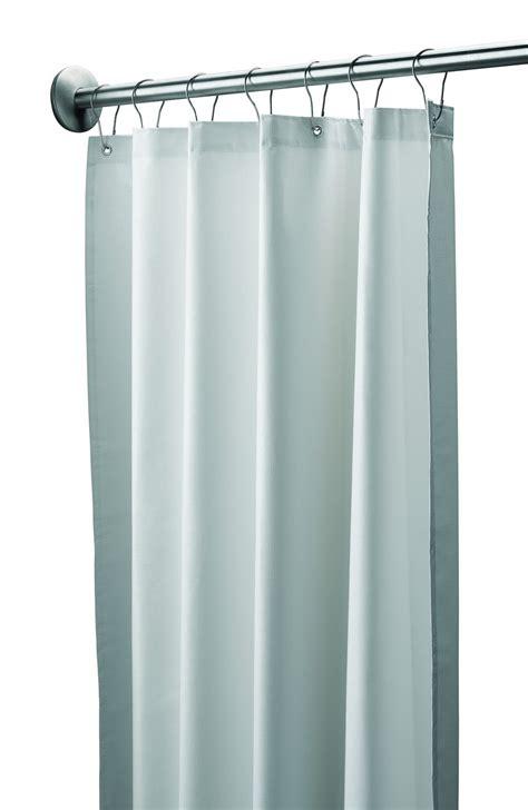 shower curtain vinyl bradley 9533 367200 shower curtain vinyl white