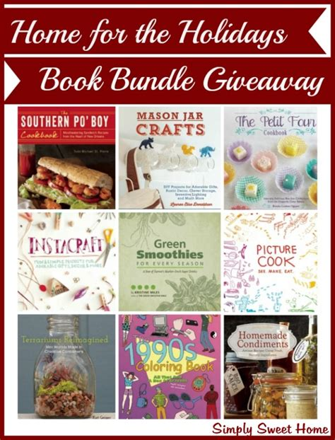 gg s home for the holidays cookbook books home for the holidays book giveaway and nature s sleep