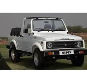 Maruti May Launch Updated Gypsy In India Some Months