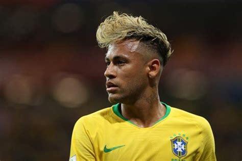 corte de neymar 2018 russia relembre os cortes de cabelo extravagantes do neymar
