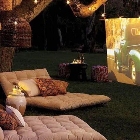 the backyard movie diy backyard movie night pico projectors stream tv media