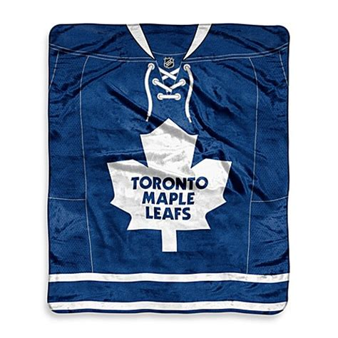 buy nhl toronto maple leafs buy nhl toronto maple leafs plush raschel throw