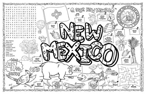 new mexico state information symbols capital new mexico state information symbols capital new mexico