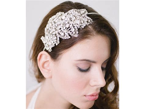 Wedding Hair Accessories Used by Used Custom Made Tiara Hair Accessory 99 Bridal