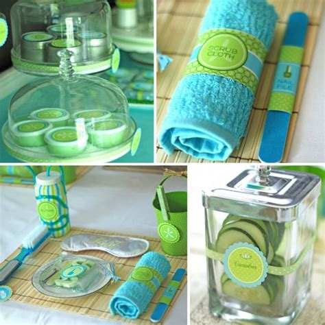 printable spa party decorations 1000 images about spa party on pinterest goody bags
