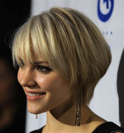 hairstyle for large head on women short bob haircuts hairjos com